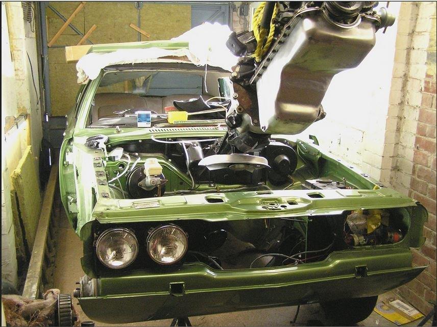 MK3 GXL Onix Green 1972