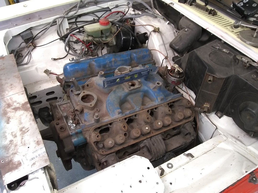 MK3 V8 Project